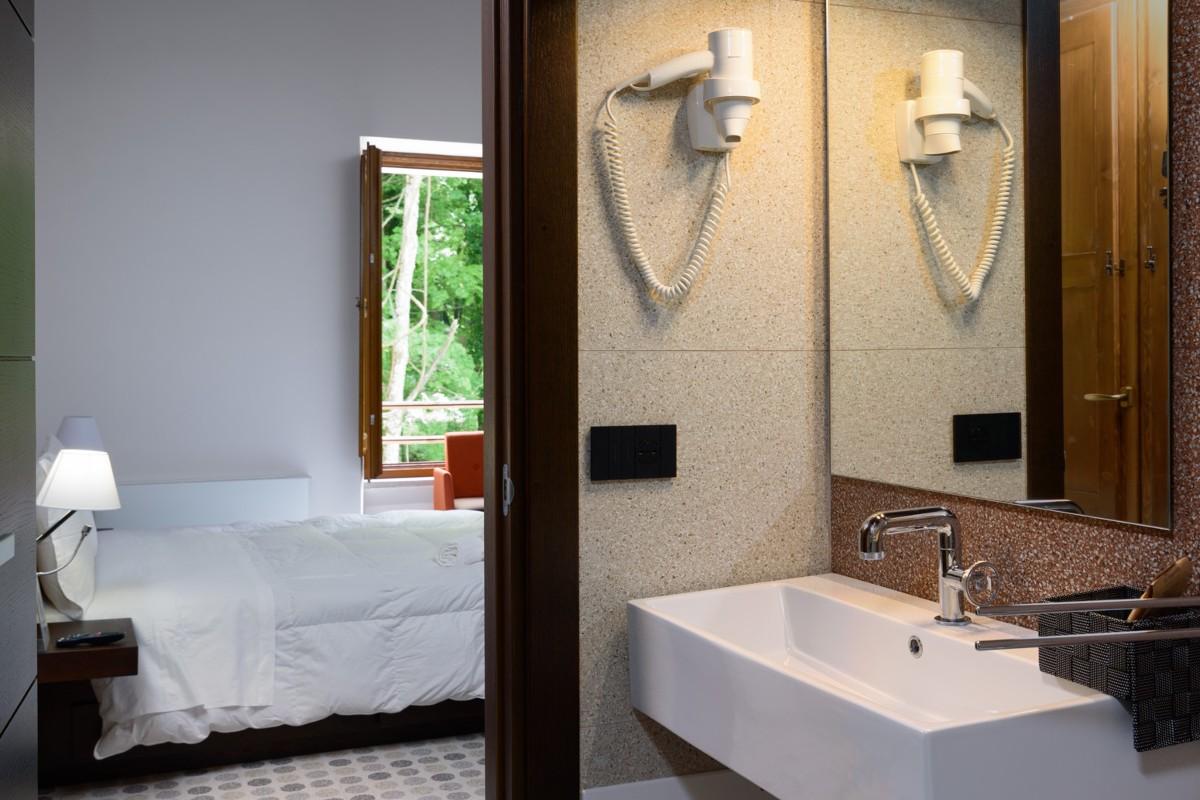 accesso al bagno servizi
